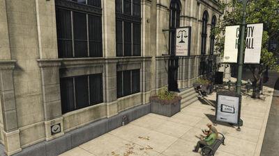 Desplaines Street Police Station