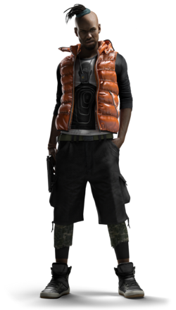 Watch Dogs Anthony Wade