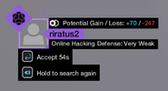 Online Hacking Target with Bounty