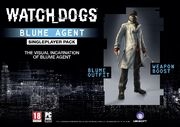 Blume Agent Single Player Pack