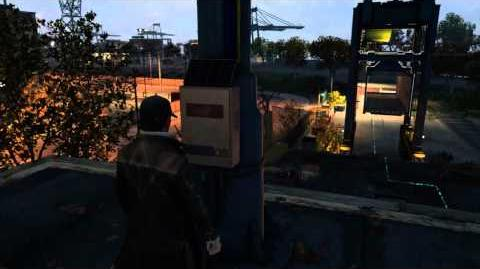 Watch Dogs Walkthrough - Lake Shore Campus Tower