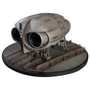 Owl Ship replica