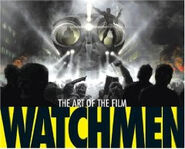 Watchmen Art of the Film