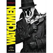 Watchmen Portraits
