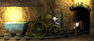 Gnome train
