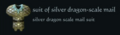 Suit of silver dragon-scale mail.png