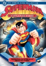 Superman ALittlePieceOfHome DVD