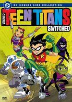 TeenTitans V2 DVD