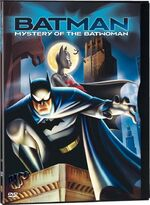 Mystery of the Batwoman DVD