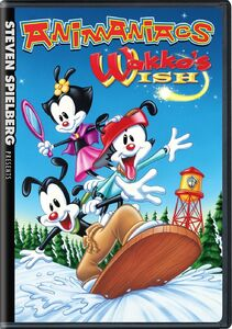 Wakko's Wish DVD