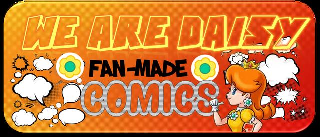 File:Fan made Comics Menu Header.png
