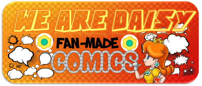 Fan made Comics Menu Header