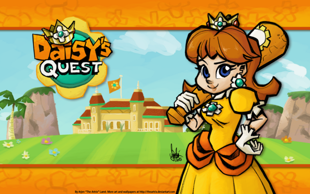 File:Daisy s quest wallpaper by theartrix-d8n263u.png
