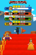 Mario Party DS - Step It Up