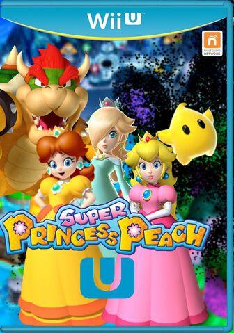 File:Super princess peach u cover by thegamerlover-d8urybj.jpg