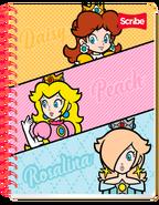 PeachDaisyRosalina Notebook