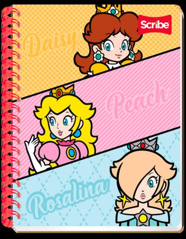 File:PeachDaisyRosalina Notebook.png