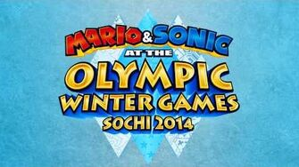 Daisy Circuit - Mario & Sonic at the Sochi 2014 Olympic Winter Games-1