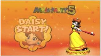 Mario Party 5 -Daisy- Voice