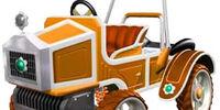 Daisy's Vehicles