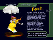 Peach smash-b