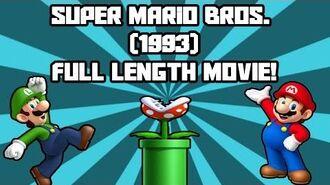 Super Mario Bros - 1993 (FULL LENGTH MOVIE)