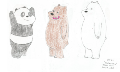 We Bare Bears (Second Picture 2 (Rearranged))