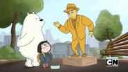Chloe and Ice Bear 084