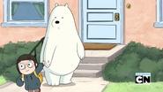 Chloe and Ice Bear 056