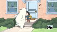 Chloe and Ice Bear 045