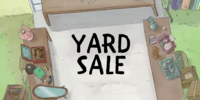 Yard Sale/Gallery