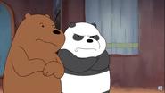Charlie episode Panda angry