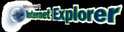 File:Internet Explorer 1.0 and 2.0 logo.png