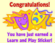 PlayAndLearnSticker