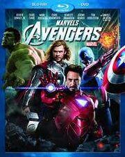 ANT's Avengers on DVD