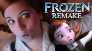 Frozen - Do You Want To Build A Snowman (music video)