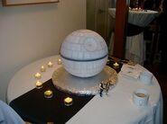 Star wars cake decorating