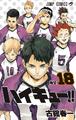 Haikyu!! WSJ Volume 18