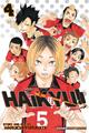 Haikyu!! ESJ Volume 4