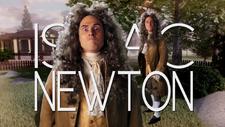 Issac Newton Title