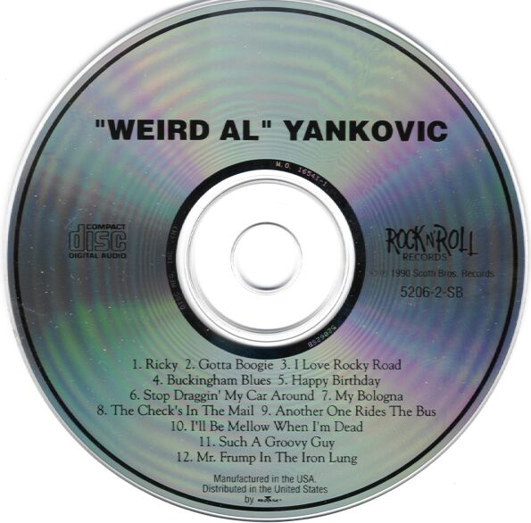Weirdalyankovic-cd