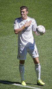 Gareth Bale RM