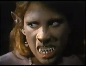 Werewolf Janice Perry