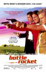 Bottle Rocket (film) Poster