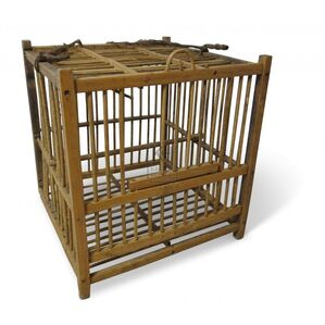 Wooden Cage