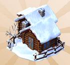 Blizzard Cabin