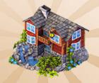 Waterfall House