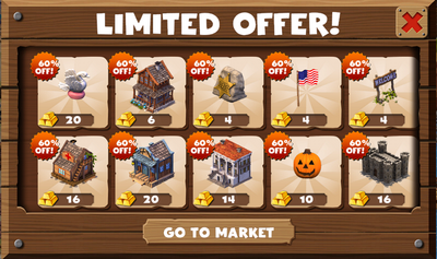 Limited Offer 2014-11-18