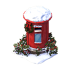 Le088 holiday postbox ea market