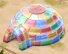 Colorful Igloo